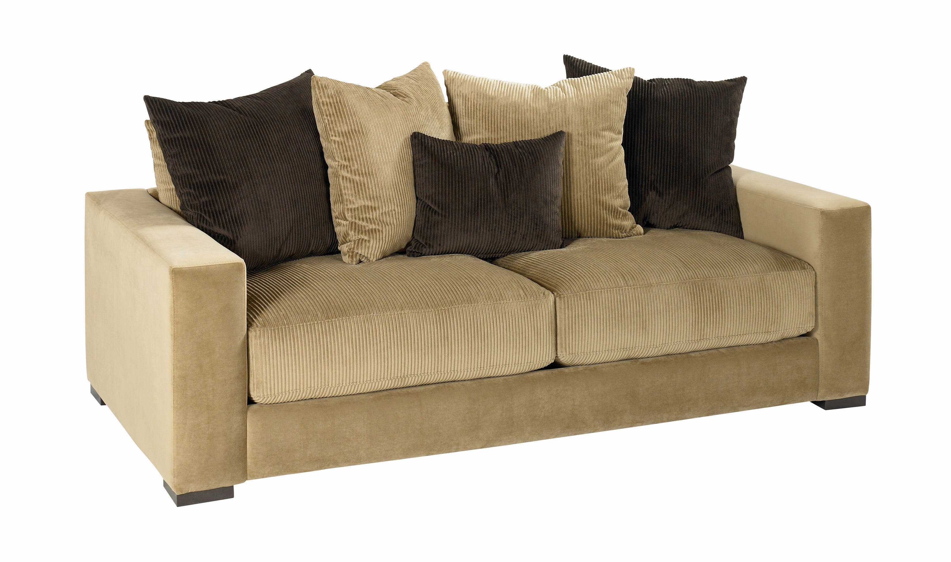 Jonathan Louis International Sofa With 2 Seat Cushions 33290A