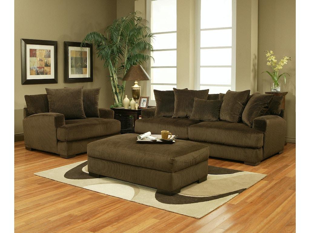 Jonathan Louis International Living Room Sofa 34630