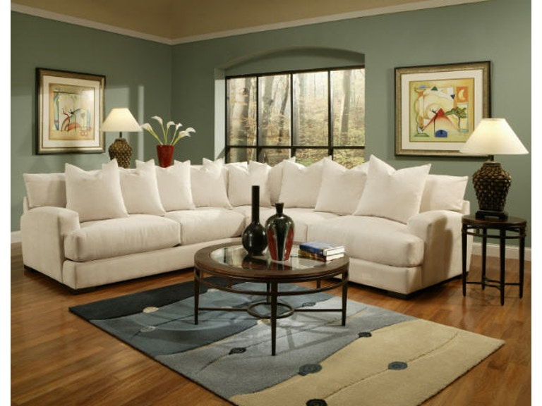 Jonathan Louis International Carlin Sectional 346