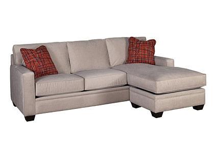 Jonathan Louis International Living Room Sofa With 2 Seat Cushions
