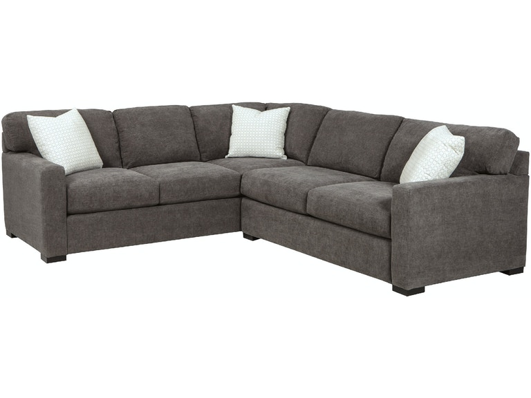 Jonathan Louis International Living Room Gregory Sectional 367