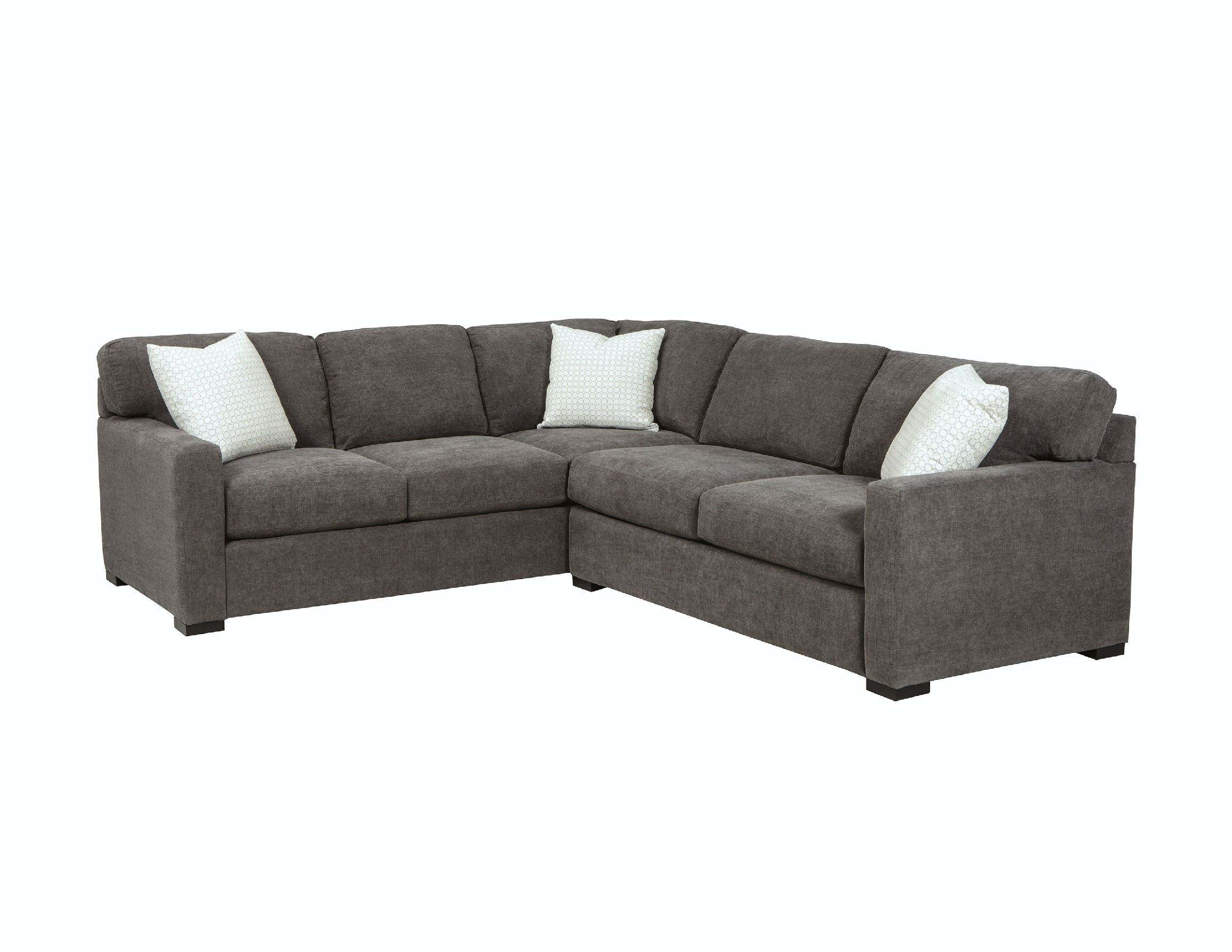 Lovely Jonathan Louis International Gregory Sectional 367 Sectional