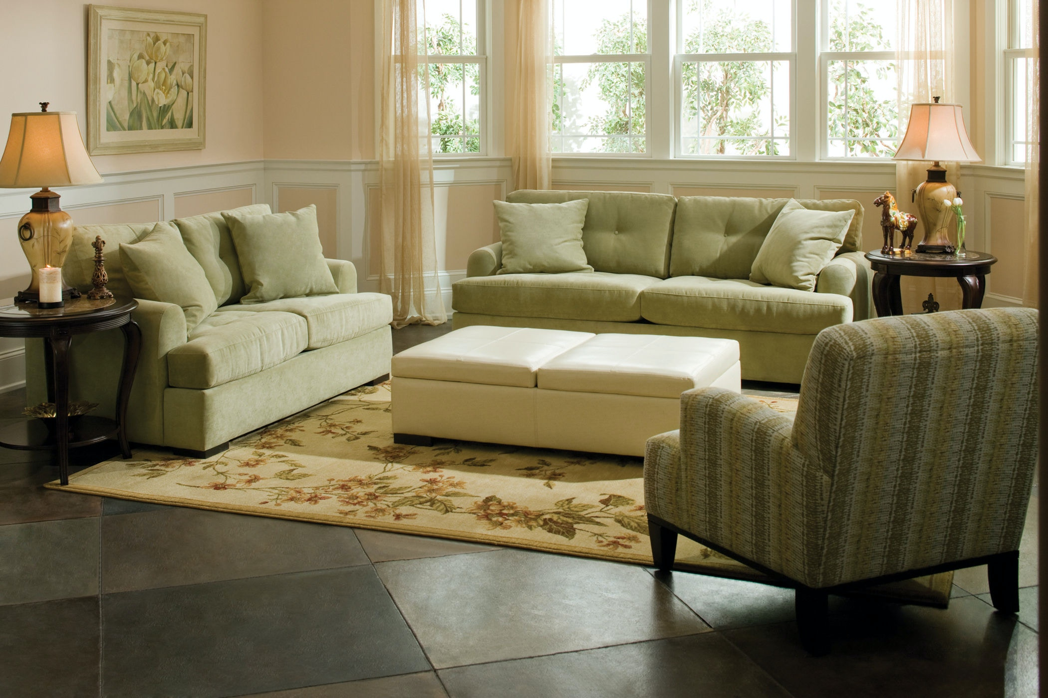 Loveseat : crosby sectional - Sectionals, Sofas & Couches