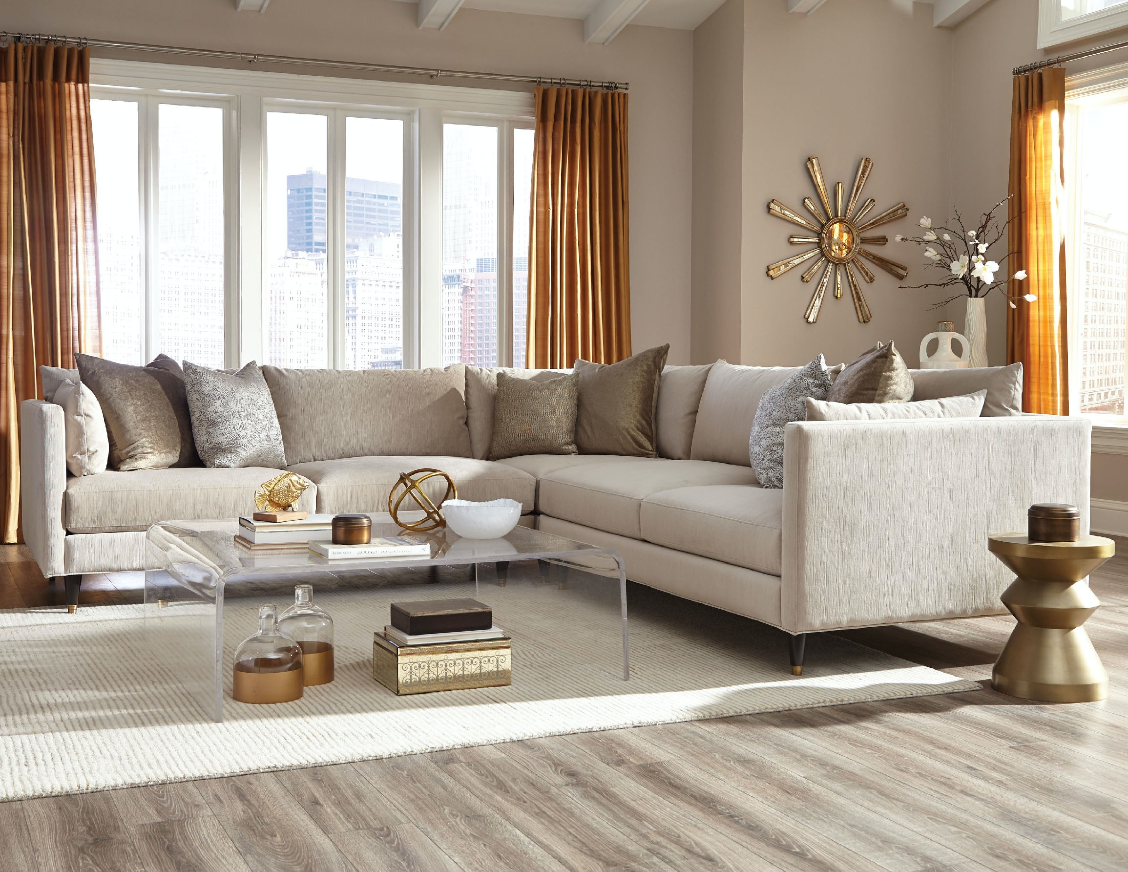 Exceptional 389 Sectional. Pia Sectional · Carol House Discount Price $2,297.00