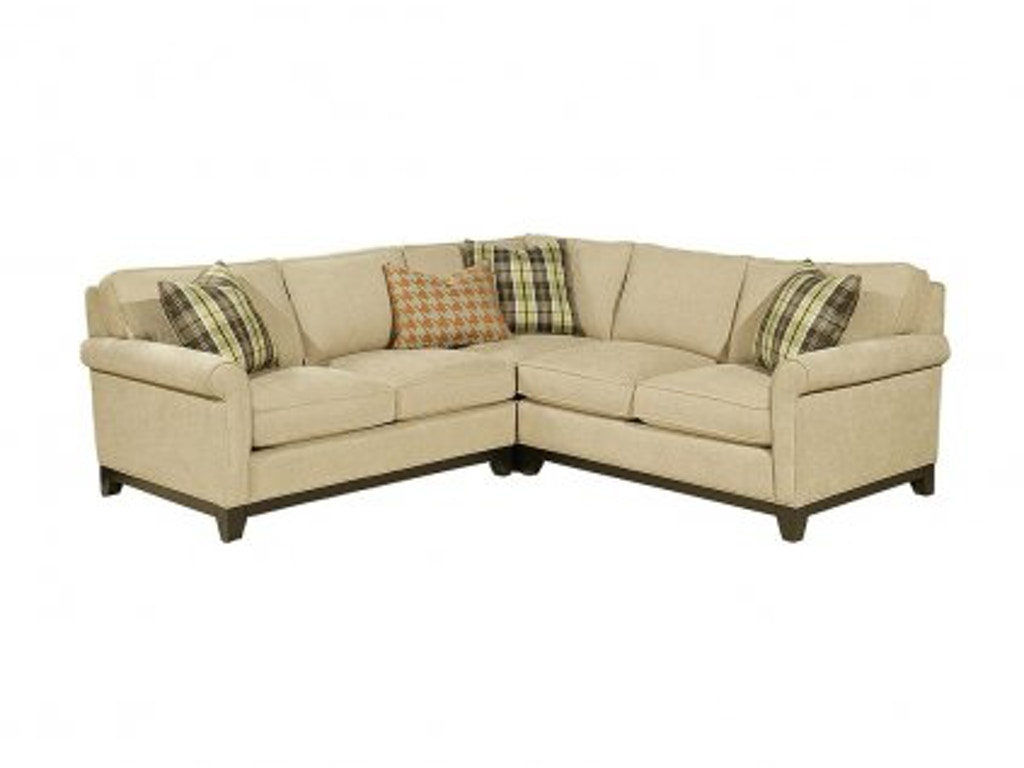 Jonathan Louis International Living Room Daley Sectional 464 Sectional Treeforms Furniture
