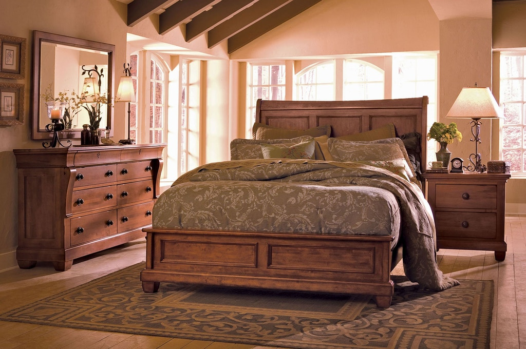 Kincaid Furniture Bedroom Low Profile Bed 5 0 96 150pv