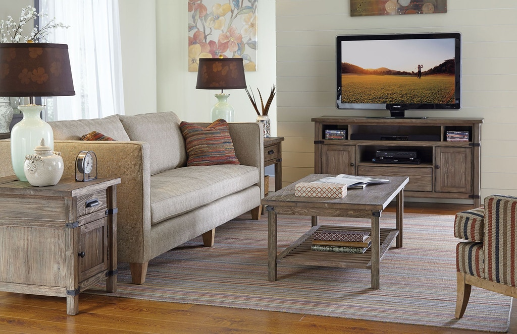 Kincaid Furniture Home Entertainment Entertainment Console
