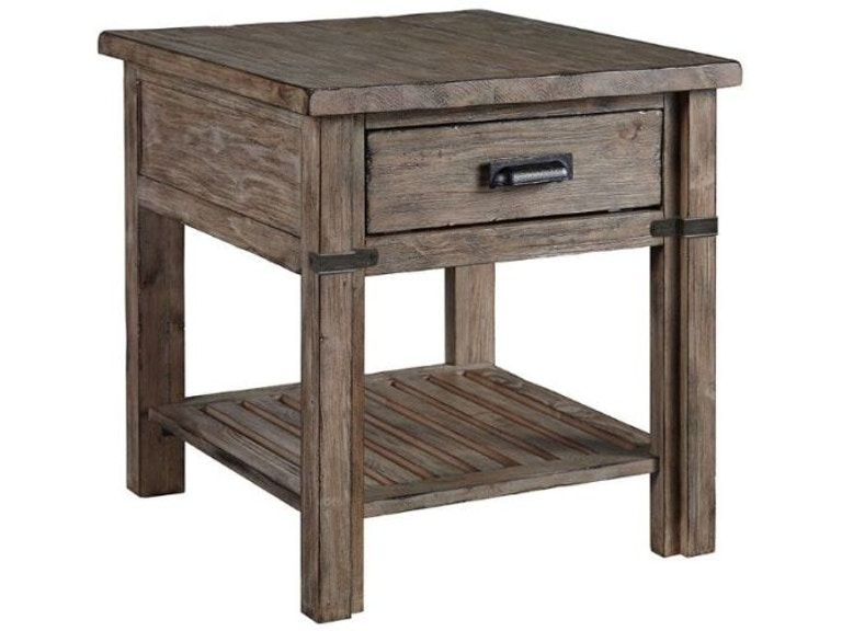 Kincaid Furniture Drawer End Table 59 022
