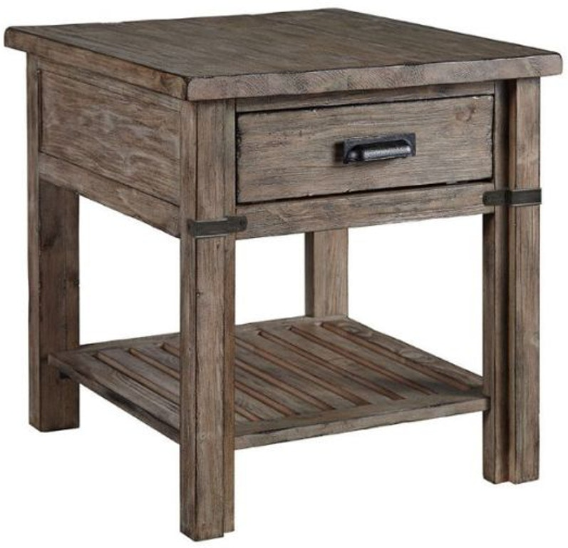 Department Stores Furniture: Kincaid Furniture Living Room Drawer End Table 59-022
