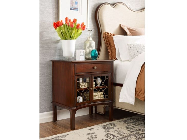 Kincaid furniture bedroom bedside table 607 421 bacons furniture kincaid furniture bedside table 607 421 watchthetrailerfo