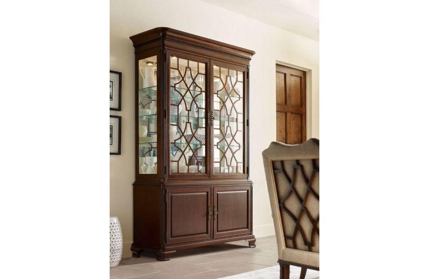 Etonnant Kincaid Furniture Hadleigh China Cabinet Package 607 830P