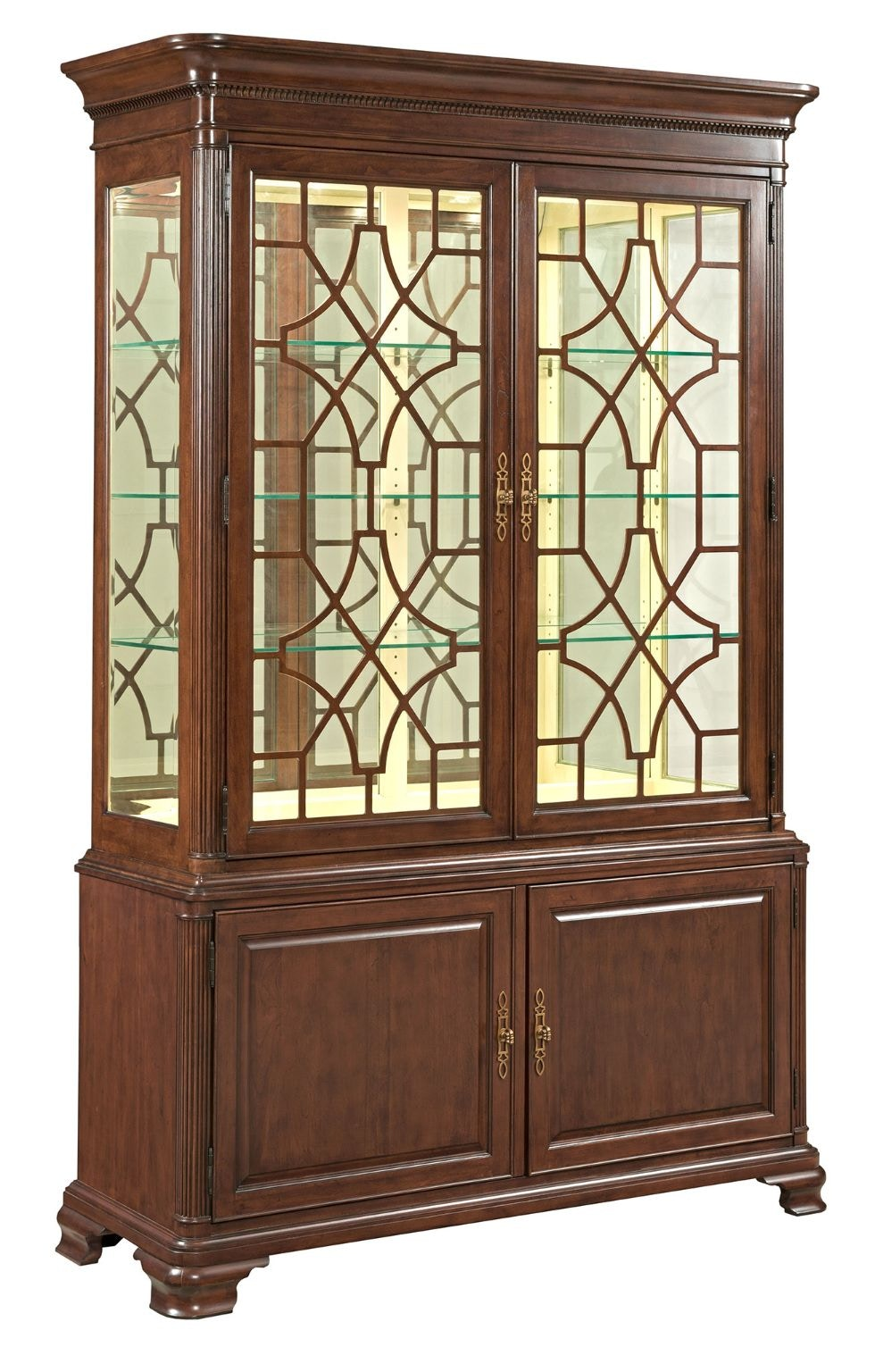 Delicieux Kincaid Furniture Hadleigh China Cabinet   Complete 607 830P