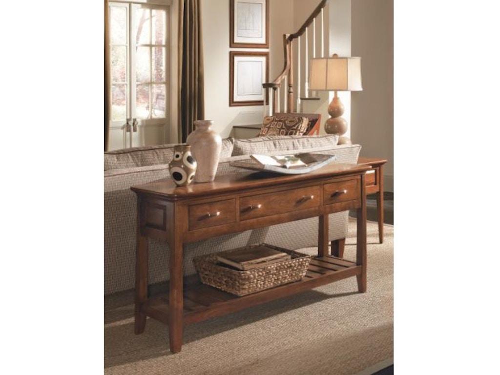 Kincaid furniture living room sofa table 63 025v good 39 s for Kincaid furniture