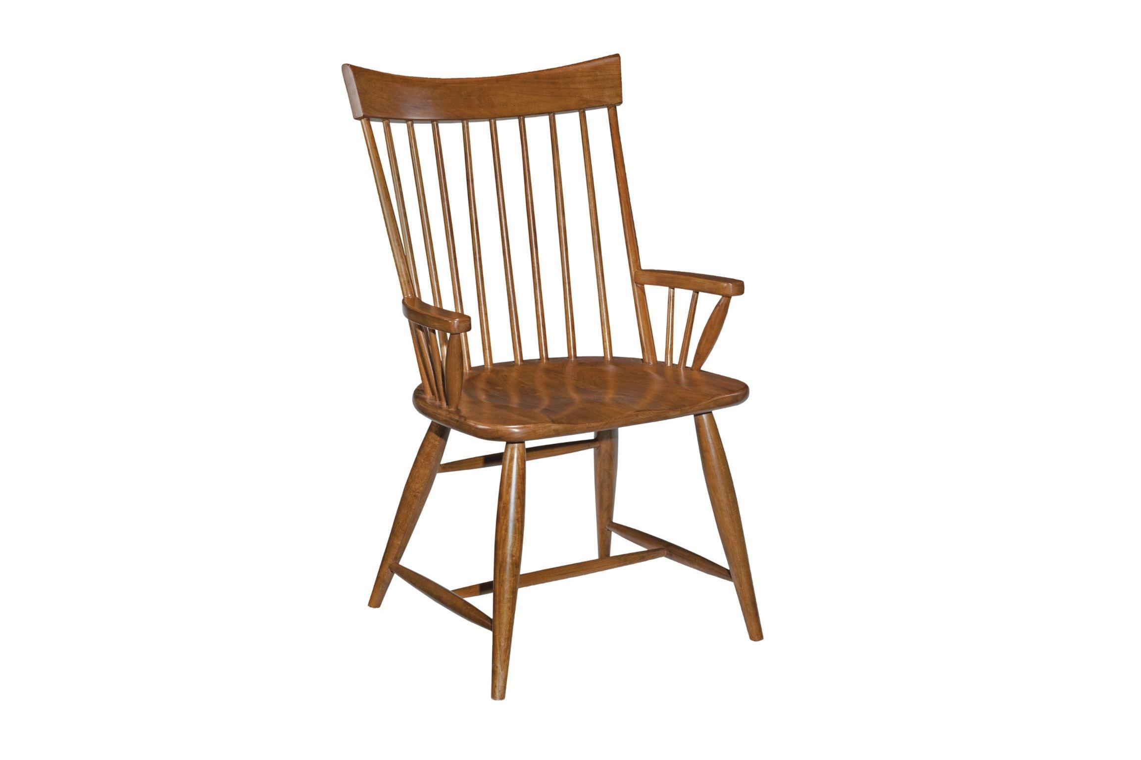 Kincaid Furniture Arm Chair Wood Seat Kd 63 064