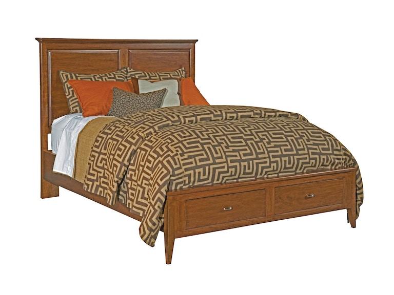Kincaid Furniture Cherry Park Bedroom Set