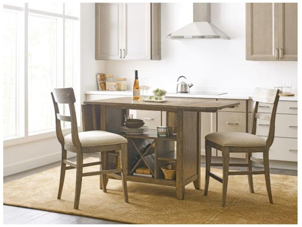 Kincaid Furniture Kitchen Island Complete 663 746p Carol House Furniture Maryland Heights