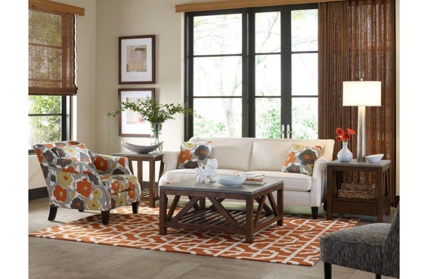 Superb Kincaid Furniture Mason Square Cocktail Table 69 1133
