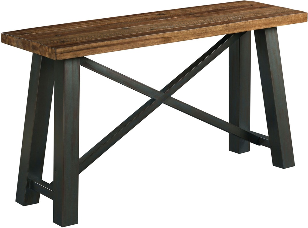 Kincaid Furniture Living Room Crossfit Sofa Table 69 1431