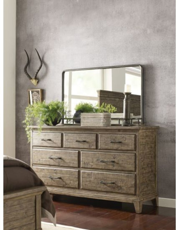 Kincaid Furniture Bedroom Farmstead Dresser 706 120s Jensen Home