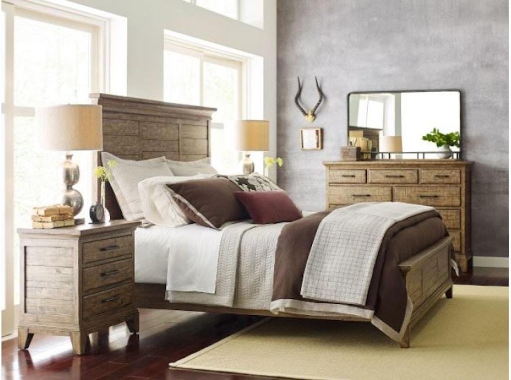 Kincaid furniture bedroom westwood bureau 706470 naturwood home furnishings sacramento ca for Bedroom furniture in sacramento