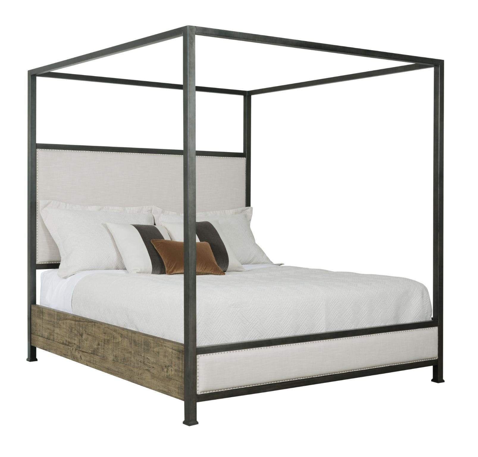 Shelley Canopy King Bed Complete Ki706397sp