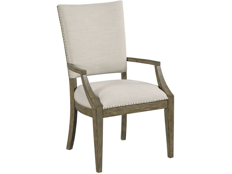 Kincaid Furniture Dining Room Howell Arm Chair 706 623s At Abide