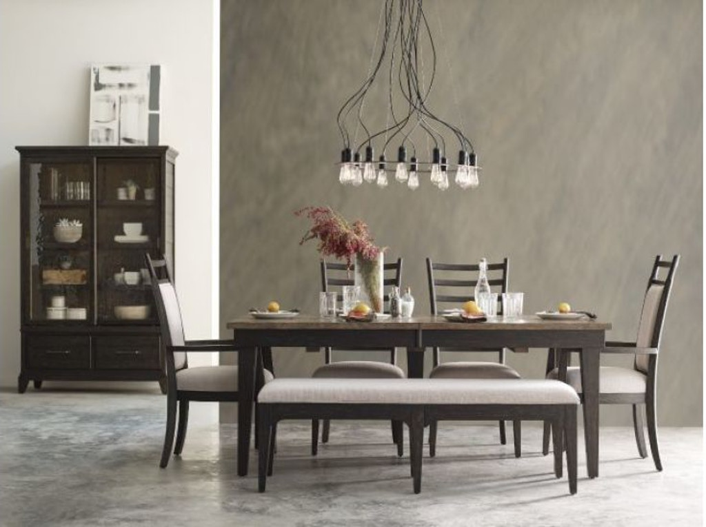 Kincaid Furniture Living Room Rankin Bench 706 480c