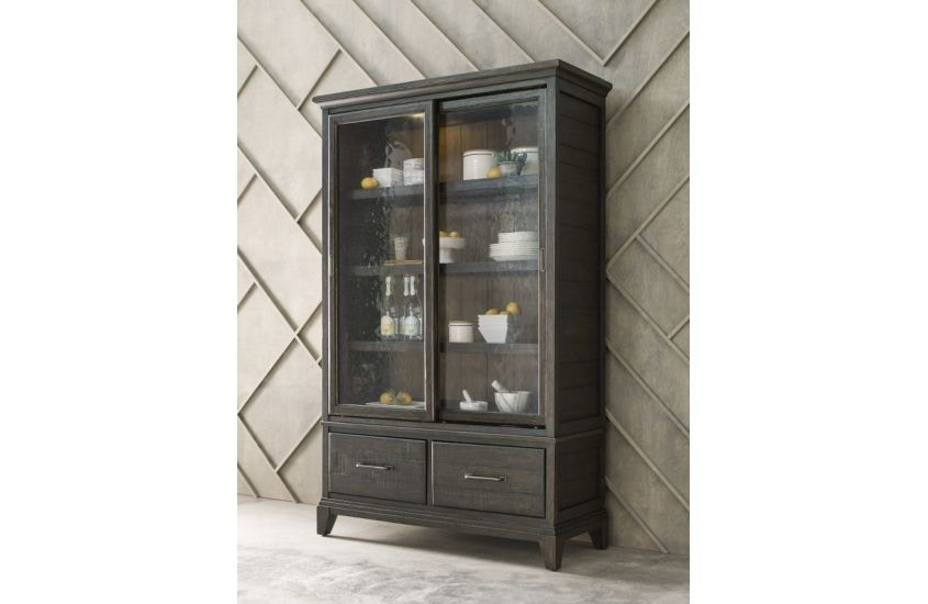 Kincaid Furniture Darby Display Cabinet Complete 706 830CP