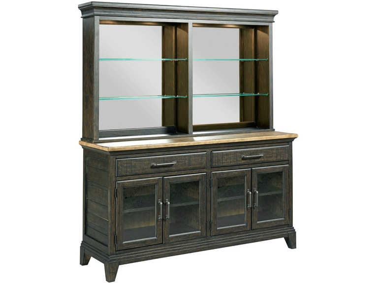Kincaid Furniture Rockland Buffet Complete 706 857CP