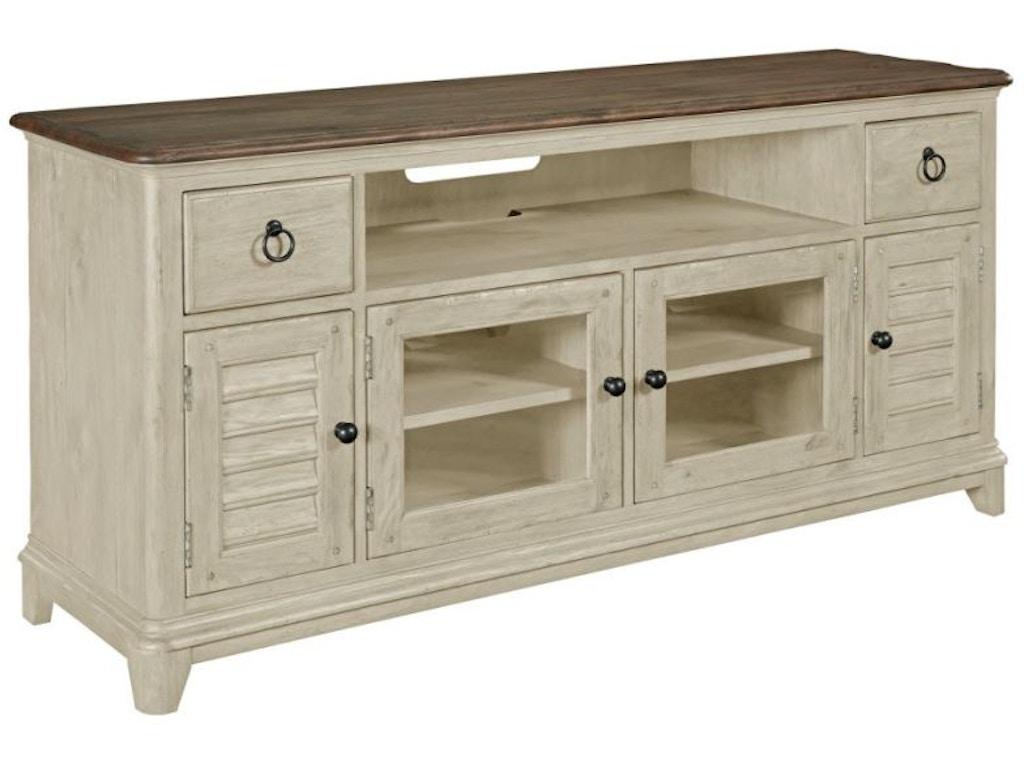 Kincaid furniture living room weatherford 66 console 75 for Kincaid furniture