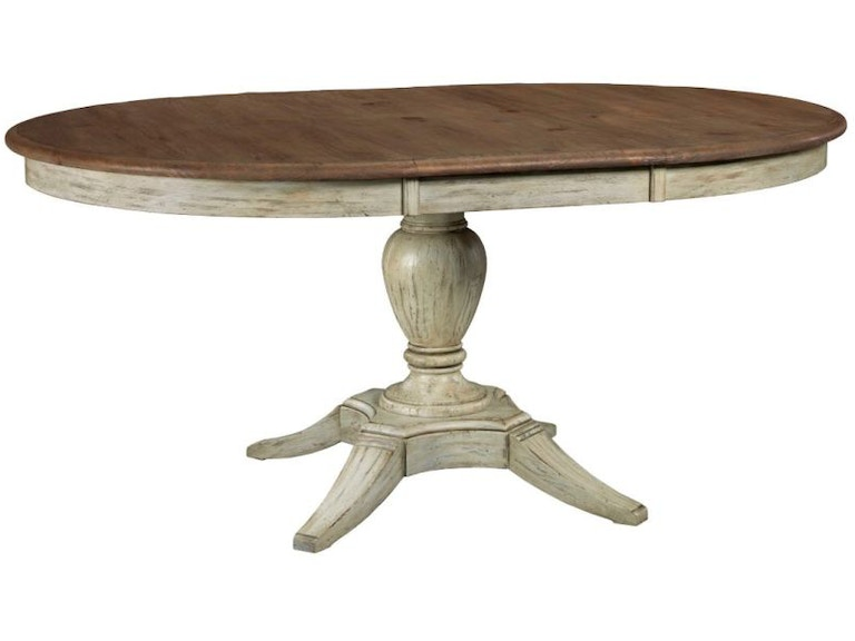 Kincaid Furniture Milford Round Dining Table Pkg 75 052P