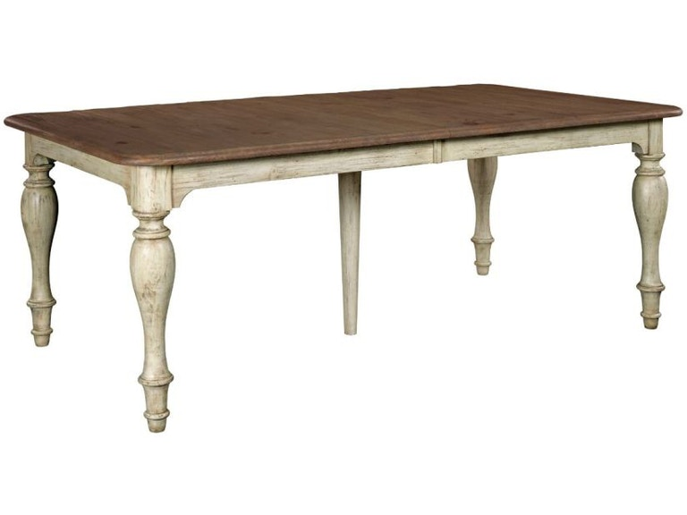 Kincaid Furniture Dining Room Canterbury Table 75 054 At B F Myers