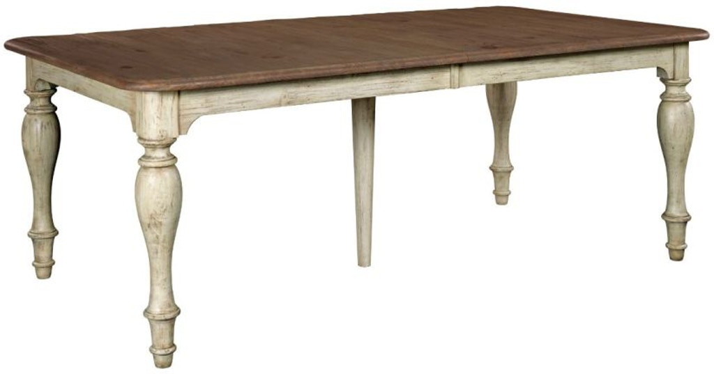 Kincaid Furniture Dining Room Canterbury Table 75-054 ...