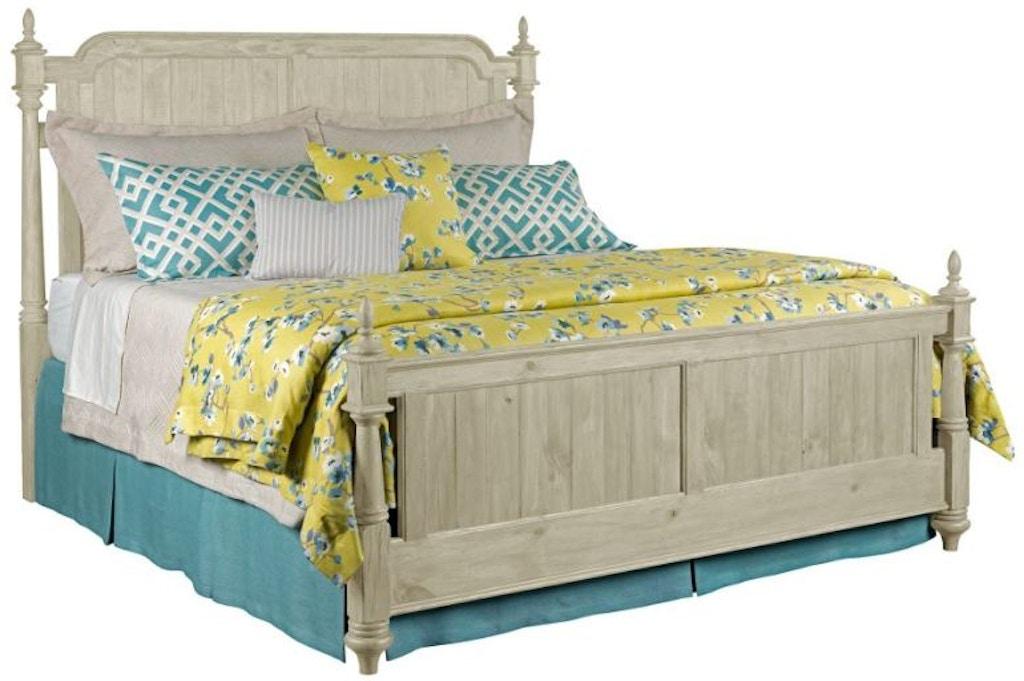 Kincaid furniture bedroom westland queen bed complete - Kincaid bedroom furniture for sale ...