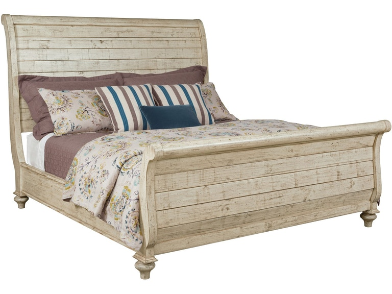 Kincaid Furniture Bedroom Lynton Sleigh Queen Bed Complete 75 150p Carol House Furniture