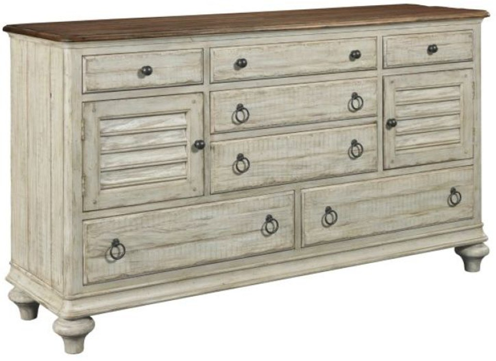 Kincaid Furniture Bedroom Ellesmere Dresser 75 160