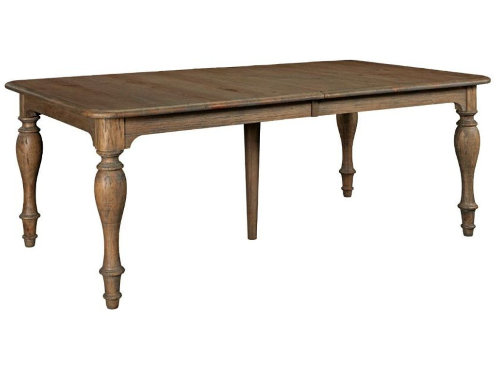 Kincaid furniture dining room canterbury table 76 054 for Kincaid furniture
