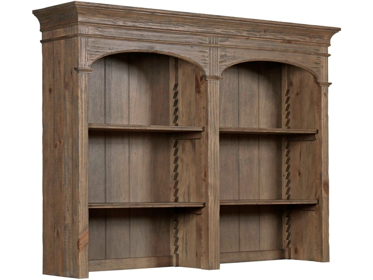 Kincaid Furniture Dining Room Hastings Open Hutch 76 079 At Indiana And Mattress