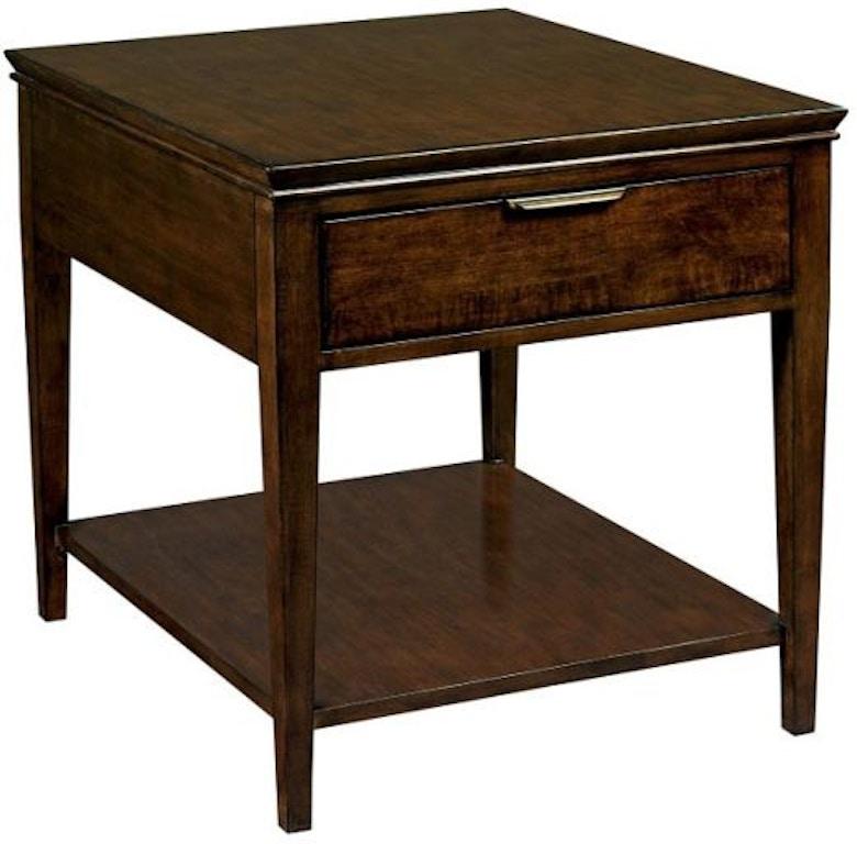 Kincaid Furniture Living Room Elise End Table 77 022