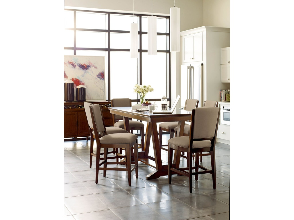 Kincaid Furniture Dining Room Stella Counter Table 77 059 Carol House Furniture Maryland