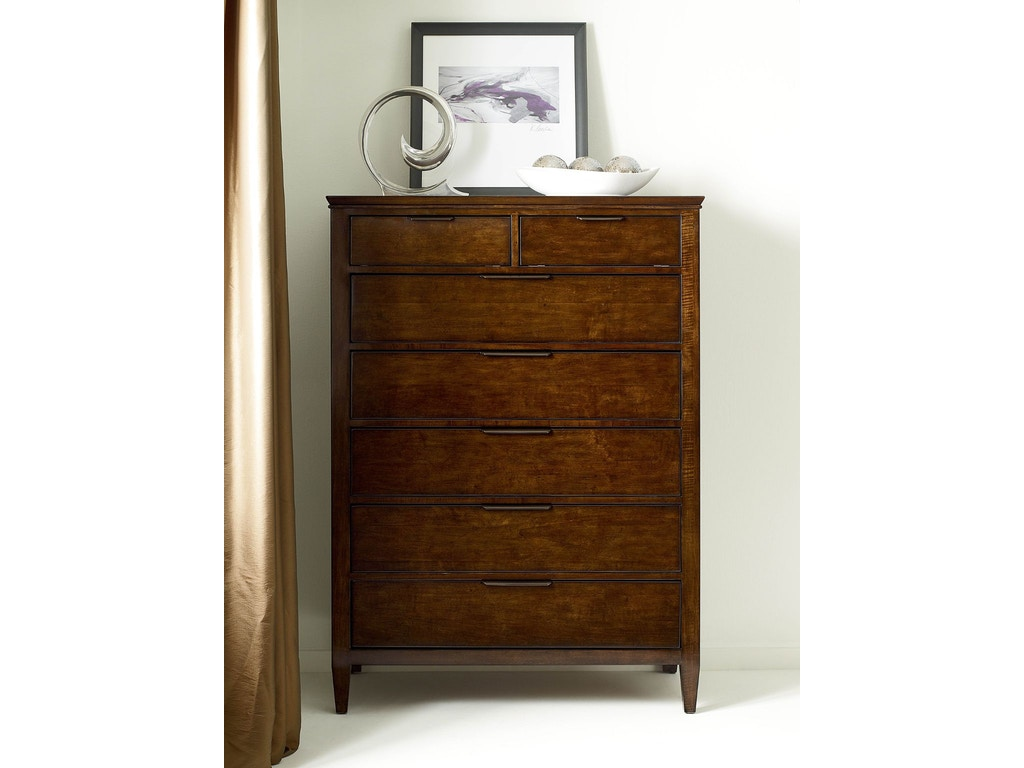 Kincaid furniture bedroom aiden chest 77 105 whitley for Bedroom furniture raleigh nc