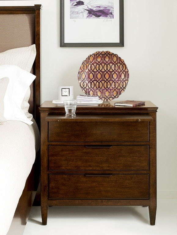 Kincaid furniture bedroom elise bachelors chest 77 142 for Bedroom furniture raleigh nc