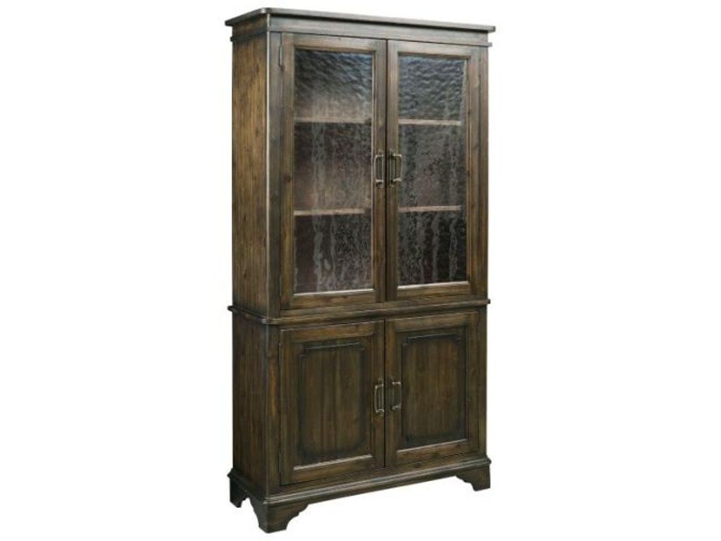 Kincaid furniture dining room door cabinet package 86 080p for Kincaid furniture