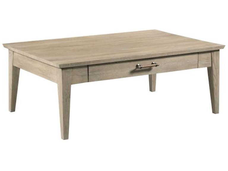 Kincaid Furniture Living Room Collins Coffee Table 939 910 Carol House Furniture Maryland