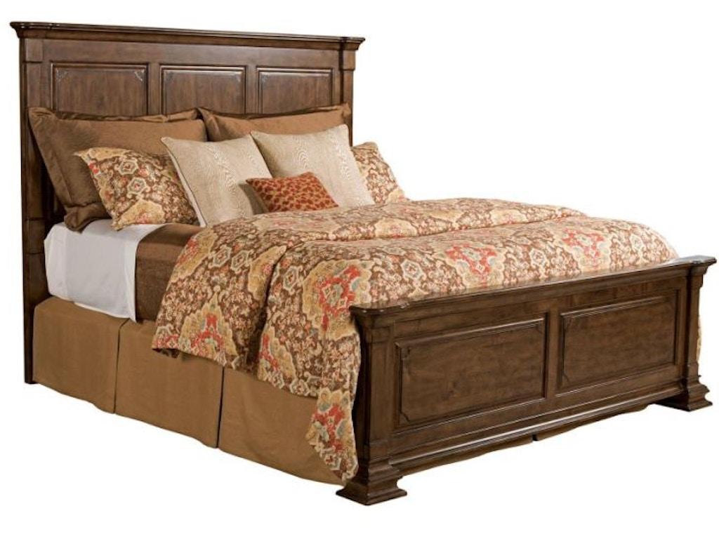 Kincaid Furniture Bedroom Panel Bed Headboard 6 0 6 6 95