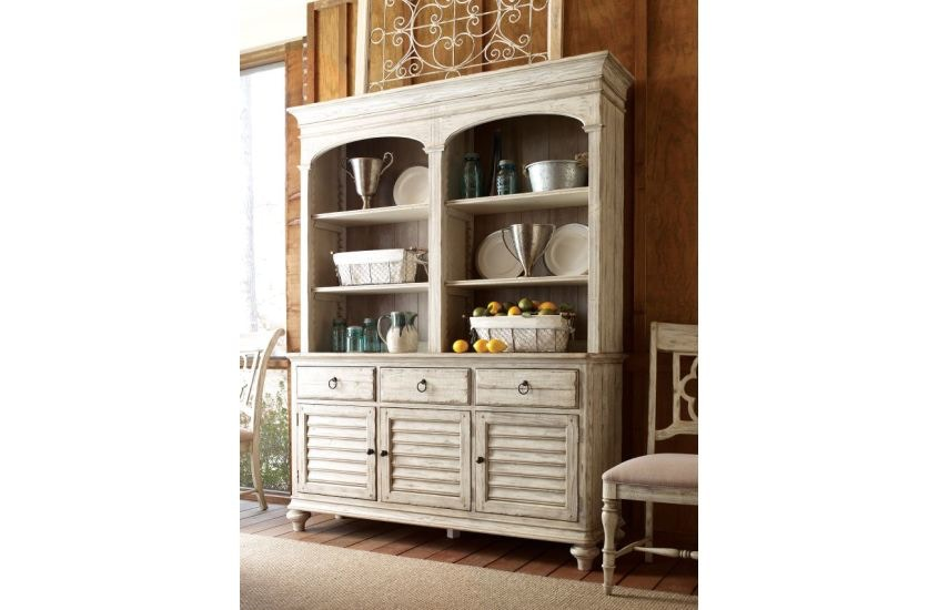 Attrayant Kincaid Furniture Hastings Open Hutch/Buffet 75 079P