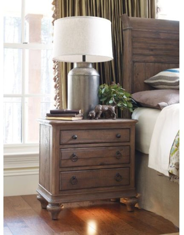 Kincaid Furniture Bedroom Weatherford Night Stand 76 141 Whitley Furniture Galleries Raleigh Nc