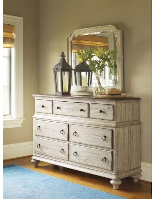 Kincaid Furniture Bedroom Wellington Drawer Dresser 75 162