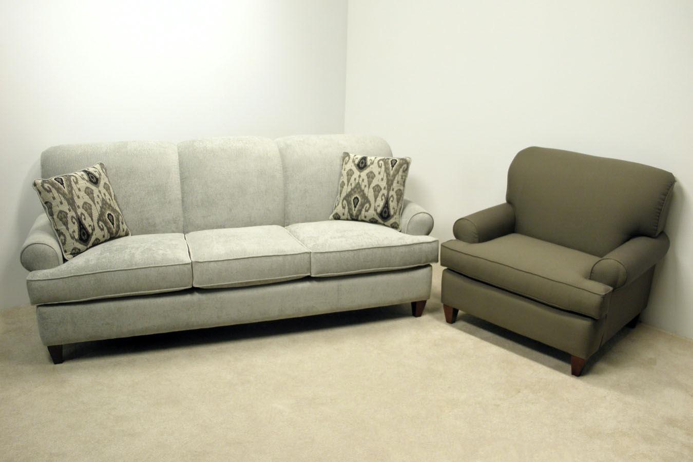 Charmant LaCrosse No Sag Chair 383 20Z