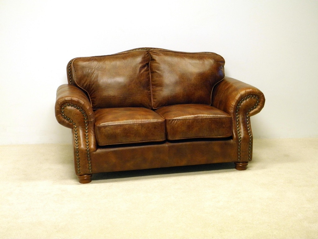 LaCrosse Living Room 72\'\' Love Seat 6089-40 - High Country ...